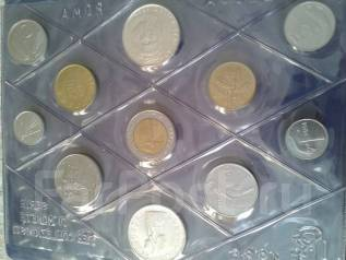 Продаю набор монет Италия