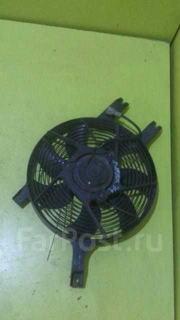 Вентилятор радиатора кондиционера. Nissan X-Trail, PNT30 Двигатель SR20VET