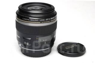 Объектив Canon 60mm 1:2.8mm Macro USM ! Низкая Цена ! Магазин Скупка 25. Для Canon, диаметр фильтра 58 мм