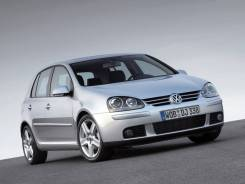 Дефлектор капота. Volkswagen Golf