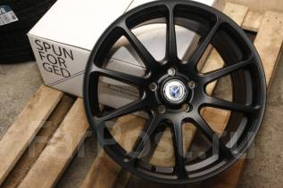 Новые MORR wheels 18x8 5x114.3 ET35 Black. 8.0x18, 5x114.30, ET35, ЦО 73,1 мм.