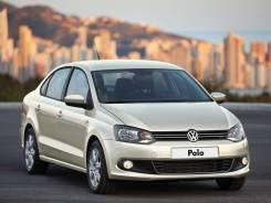 Дефлектор капота. Volkswagen Polo, 6R1