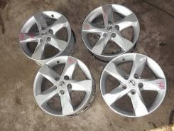 Nissan. x16, 5x114.30, ЦО 56,0мм.