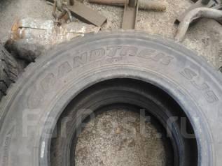 Dunlop Grandtrek SJ5. Зимние, без шипов, 20%, 2 шт