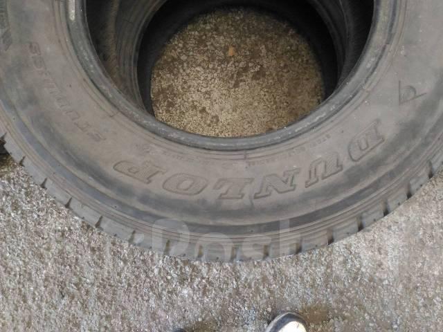Dunlop Grandtrek SJ5. Зимние, без шипов, износ: 20%, 2 шт