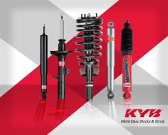Амортизатор. Toyota Passo, KGC10, QNC10, KGC15, KGC30 Двигатели: 1KRFE, K3VE