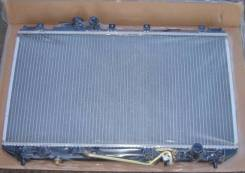 Радиатор охлаждения двигателя. Toyota Camry, SV43, SV40 Toyota Vista, SV43, SV40 Двигатели: 3SFE, 4SFE