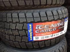 Goodyear Ice Navi Cargo. зимние, без шипов, 2019 год, новый