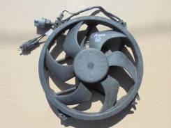 Вентилятор охлаждения радиатора. Peugeot 407