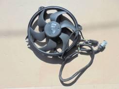 Вентилятор охлаждения радиатора. Peugeot 406 Peugeot 407
