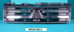 Решетка радиатора. Mitsubishi Pajero, V83W, V97W, V87W, V93W