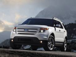 Корректировка пробега Ford Explorer V