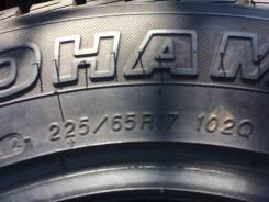 Yokohama Geolandar H/T. Всесезонные, износ: 5%, 4 шт