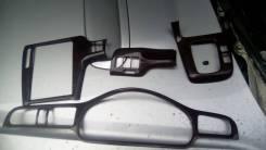 Консоль панели приборов. Subaru Legacy