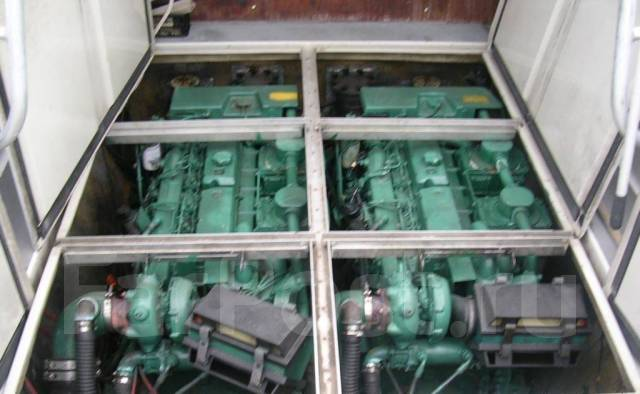 Storebro. Год: 1996 год, длина 11,36м., двигатель стационарный, 600,00л.с., дизель