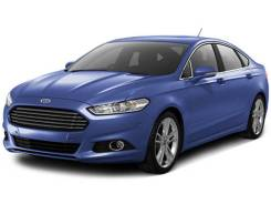 Корректировка пробега Ford Mondeo V