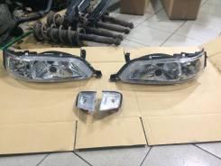 Фара. Toyota Mark II, GX90, JZX90, LX90, SX90