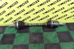 Привод. Pontiac Vibe Toyota Voltz, ZZE137 Toyota Corolla, ZZE133 Toyota Matrix, ZZE133 Двигатель 2ZZGE
