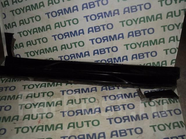 Обвес кузова аэродинамический. Subaru Forester, SF5