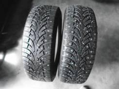 Bridgestone Noranza 2. Зимние, шипованные, износ: 10%, 2 шт
