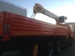 КамАЗ 65115. КМУ 7 тонн на базе Камаз 65115, 11 700куб. см., 12 000кг.