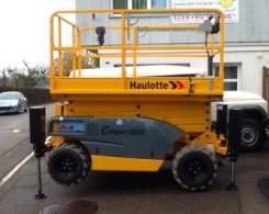 Haulotte Compact 12RTE. Самоходный ножничный электрический подъёмник, 12 м. Под заказ