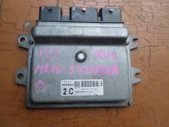 Блок управления двс. Nissan Bluebird Sylphy, KG11 Двигатель MR20DE