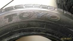 Toyo Tranpath MP4. Зимние, 2002 год, износ: 10%, 3 шт