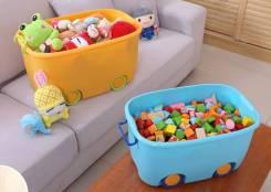 Ящики для игрушек. Под заказ