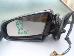 Зеркало заднего вида боковое. Audi: A3, A4, S4, A6, RS4, S3, S6 Двигатели: BZB, BPY, BLS, BAG, BVY, BUY, BLY, BUB, BGU, BKD, BLF, BMB, BSF, BMN, BMJ...