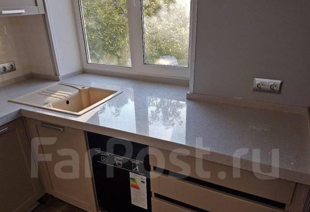 Изготовление столешниц для кухонь из искусственного камня акрил, кварц