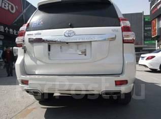 Обвес кузова аэродинамический. Toyota Land Cruiser Prado, GDJ150W, TRJ150, GRJ150L, GRJ150, TRJ150W, GRJ150W, GDJ150L, KDJ150L Двигатели: 1GDFTV, 2TRF...