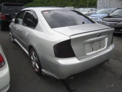 Задняя часть автомобиля. Subaru Legacy, BL5, BL, BL9 Subaru Legacy B4, BL5, BL9