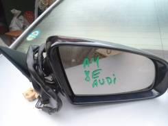 Зеркало заднего вида боковое. Audi: A4, S4, A6, A3, RS4, S3, S6 Двигатели: ALT, AWA, BRD, AYM, AVK, BGB, AKE, BKN, BDH, AMM, BPP, BMN, AVB, BGN, AVJ...