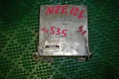 Блок управления двс. Toyota Corolla Spacio, NZE121 Двигатель 1NZFE