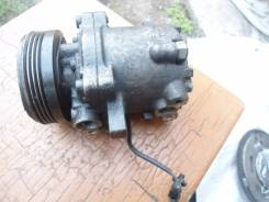 Компрессор кондиционера. Suzuki: Alto, Wagon R Solio, Wagon R Wide, Cervo, Lapin, Swift, Wagon R Plus, Kei Двигатели: K6A, K6ALEANBURN