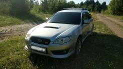 Обвес кузова аэродинамический. Subaru Legacy, BLE, BP5, BP9, BL, BL5, BPE, BP, BL9, BPH
