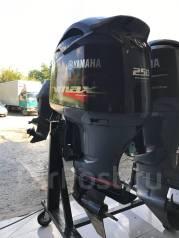 Yamaha. 250,00л.с., 4-тактный, бензиновый, нога L (508 мм), Год: 2014 год
