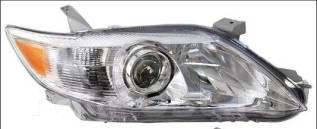 Фара. Toyota Camry, AHV40, ACV40, SV40, ASV40, CV40, GSV40 Двигатели: 3SFE, 2GRFE, 2ARFE, 2AZFE, 4SFE, 2AZFXE, 3CT