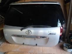 Дверь багажника. Toyota Allex Toyota Corolla Runx