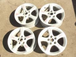 Nissan. x16, 5x114.30, ЦО 60,0мм.