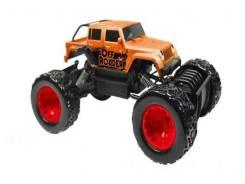 Радиоуправляемый краулер Rastar Rock Crawler Action, копия Jeep. Под заказ