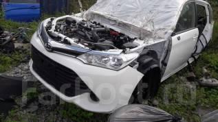 Ноускат. Toyota Corolla Axio, NKE165, NRE160, NRE161, NZE161, NZE164, ZRE162 Toyota Corolla Fielder, NKE165, NKE165G, NRE160, NRE161, NRE161G, NZE161...