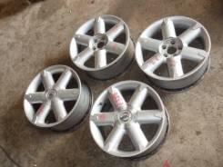 Nissan. x18, 5x114.30, ЦО 64,0мм.