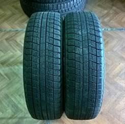 Bridgestone Blizzak Revo1. Зимние, без шипов, 2007 год, износ: 5%, 2 шт