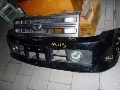 Бампер. Nissan Cube, YZ11, BZ11, BNZ11 Двигатели: HR15DE, CR14DE
