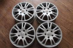 Suzuki. x15, 5x114.30, ET50, ЦО 60,1мм.