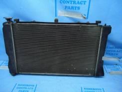 Радиатор охлаждения двигателя. Toyota Avensis, AZT250, AZT250L, AZT250W