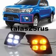 Фара противотуманная. Toyota Hilux Toyota Hilux Pick Up