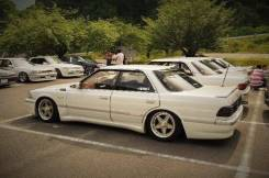 Порог пластиковый. Toyota Cresta, GX81, JZX81 Toyota Chaser, GX81, JZX81